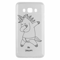 Чехол для Samsung J5 2016 Mr Unicorn