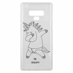 Чехол для Samsung Note 9 Mr Unicorn
