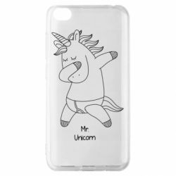 Чехол для Xiaomi Redmi Go Mr Unicorn