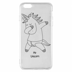 Чехол для iPhone 6 Plus/6S Plus Mr Unicorn