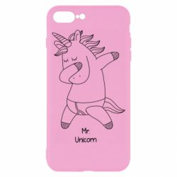 Чехол для iPhone 7 Plus Mr Unicorn