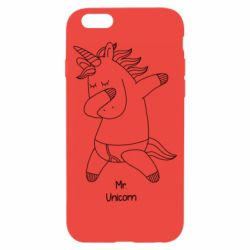 Чехол для iPhone 6/6S Mr Unicorn