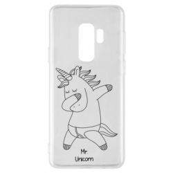 Чехол для Samsung S9+ Mr Unicorn