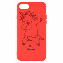 Чехол для iPhone 8 Mr Unicorn