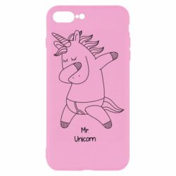 Чехол для iPhone 8 Plus Mr Unicorn