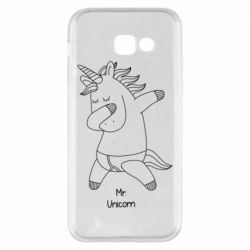 Чехол для Samsung A5 2017 Mr Unicorn