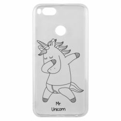 Чехол для Xiaomi Mi A1 Mr Unicorn