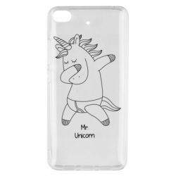 Чехол для Xiaomi Mi 5s Mr Unicorn