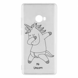 Чехол для Xiaomi Mi Note 2 Mr Unicorn