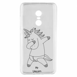 Чехол для Xiaomi Redmi Note 4 Mr Unicorn