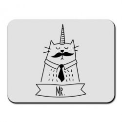 Коврик для мыши Mr. Cat