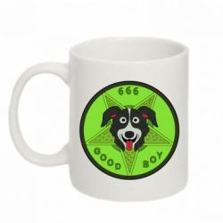 Кружка 320ml Mr. Pickles Good Boy - FatLine