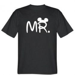 Мужская футболка Mr. - FatLine