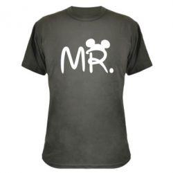 Камуфляжная футболка Mr. - FatLine