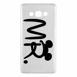 Чохол для Samsung A7 2015 Mr.