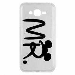 Чохол для Samsung J7 2015 Mr.