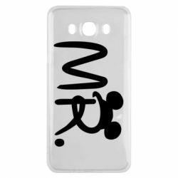 Чохол для Samsung J7 2016 Mr.
