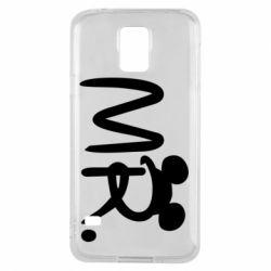 Чохол для Samsung S5 Mr.