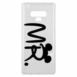 Чохол для Samsung Note 9 Mr.
