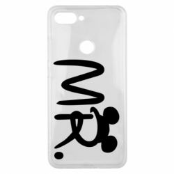 Чохол для Xiaomi Mi8 Lite Mr.