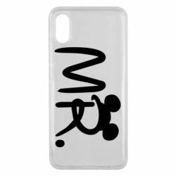 Чохол для Xiaomi Mi8 Pro Mr.