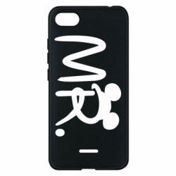 Чохол для Xiaomi Redmi 6A Mr.