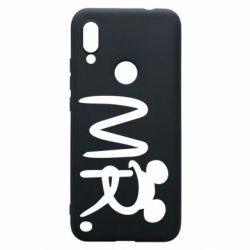Чохол для Xiaomi Redmi 7 Mr.