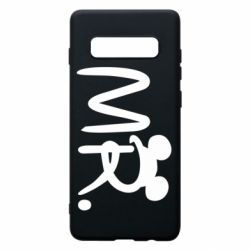 Чохол для Samsung S10+ Mr.