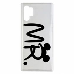 Чохол для Samsung Note 10 Plus Mr.