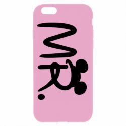 Чохол для iPhone 6/6S Mr.