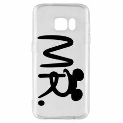 Чохол для Samsung S7 Mr.