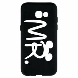 Чохол для Samsung A5 2017 Mr.