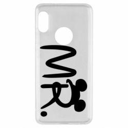 Чохол для Xiaomi Redmi Note 5 Mr.