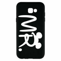 Чохол для Samsung A7 2017 Mr.