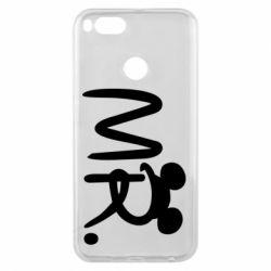 Чохол для Xiaomi Mi A1 Mr.