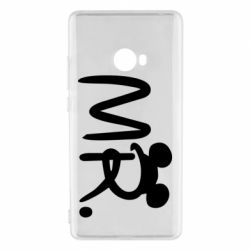 Чохол для Xiaomi Mi Note 2 Mr.