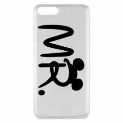 Чохол для Xiaomi Mi Note 3 Mr.