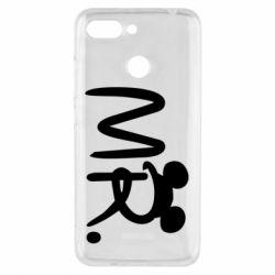 Чохол для Xiaomi Redmi 6 Mr.
