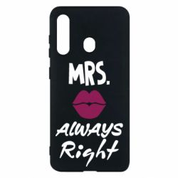 Чохол для Samsung M40 Mrs. always right