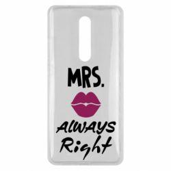 Чохол для Xiaomi Mi9T Mrs. always right