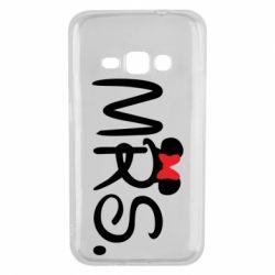 Чехол для Samsung J1 2016 Mrs.