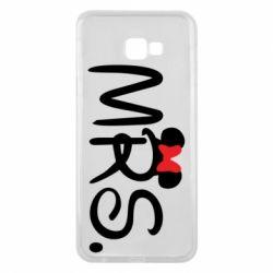 Чехол для Samsung J4 Plus 2018 Mrs.