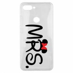 Чехол для Xiaomi Mi8 Lite Mrs.