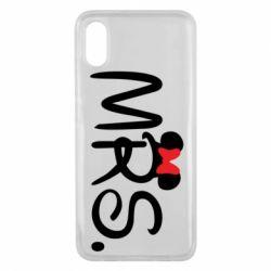 Чехол для Xiaomi Mi8 Pro Mrs.