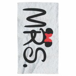 Полотенце Mrs.