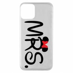 Чехол для iPhone 11 Mrs.