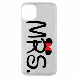 Чехол для iPhone 11 Pro Mrs.