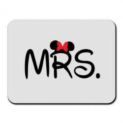 Коврик для мыши Mrs.