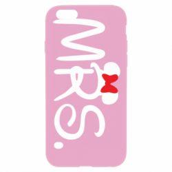 Чехол для iPhone 6 Plus/6S Plus Mrs.