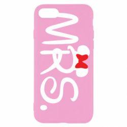 Чехол для iPhone 7 Mrs.